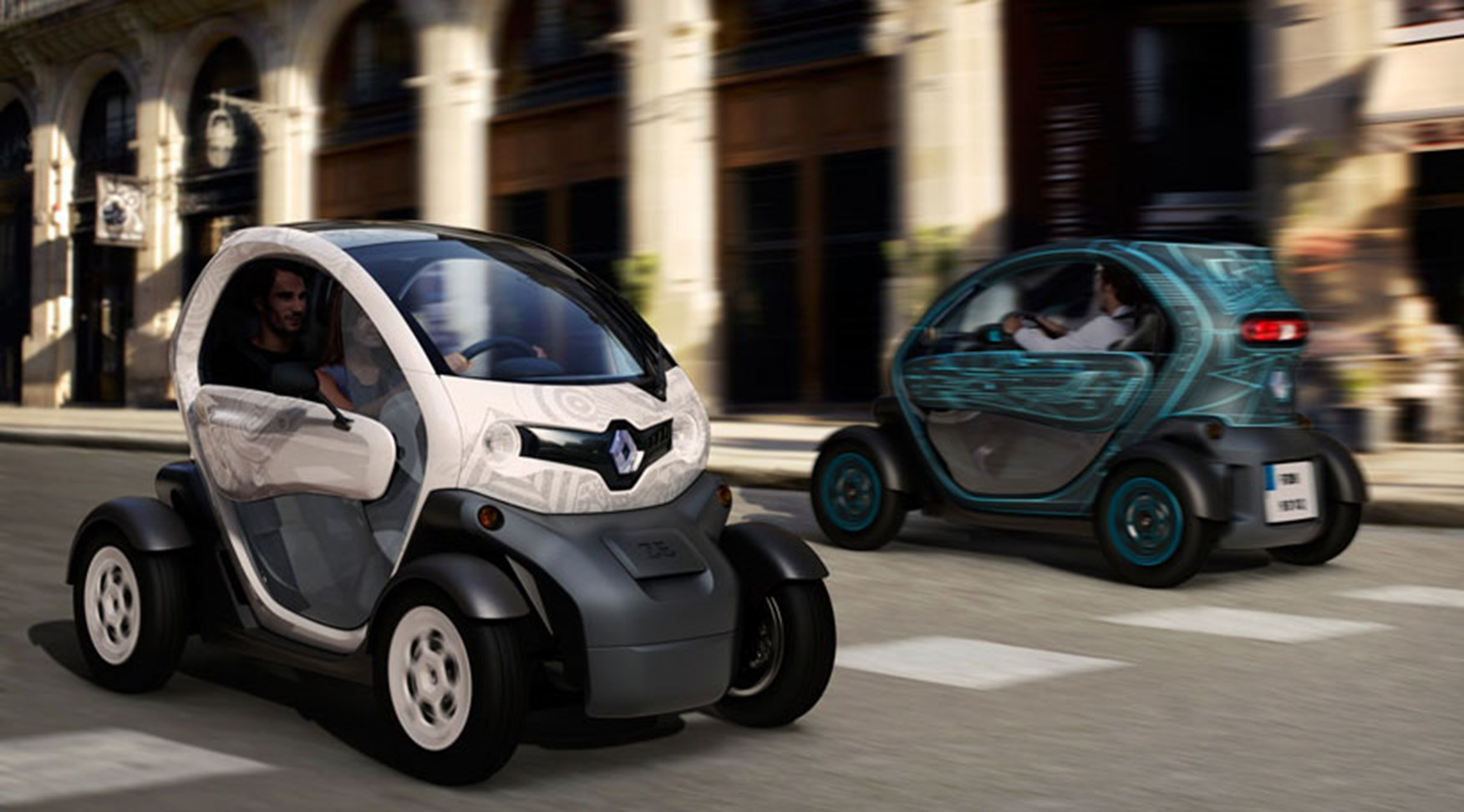 Business Car Lease Deals >> Renault Twizy (2011): the tandem-seat electric city car | CAR Magazine