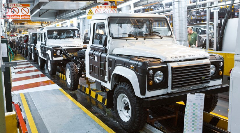 Jag Land Rover Factory Closure Already Decided Car