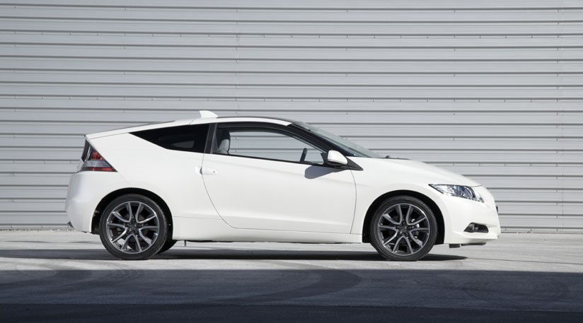 Honda Cr Z A Manual Transmission Transforms It Into Brilliant Little Hatch Says Tim Pollard