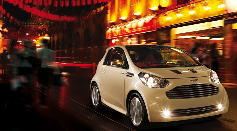 Aston Martin Cygnet: 2011 Production Car Revealed +5