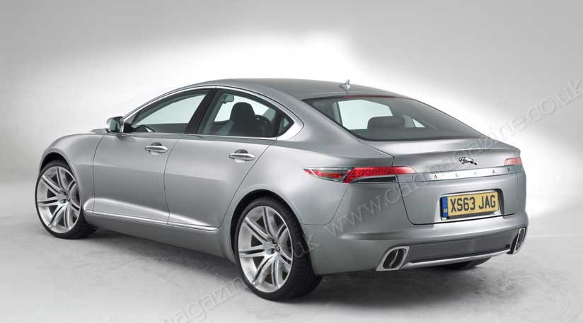 Jaguar S 3 Series 2014 The Scoop On Project X760 By Car