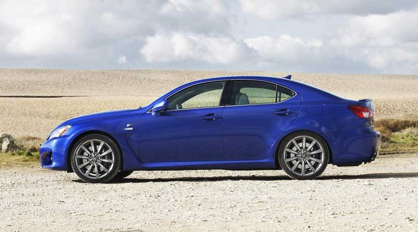 ... Lexus IS F Is More Expensive Than The M3 Or C63   But Then, Itu0027s More  Exclusive Too ...