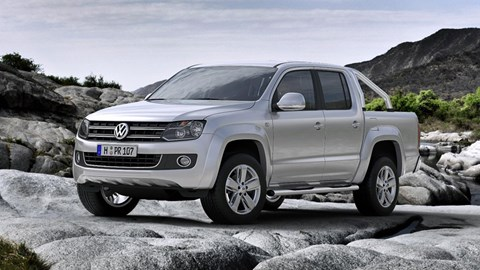 VW Amarok: Volkswagen pick-up comes to UK in 2011 | CAR Magazine