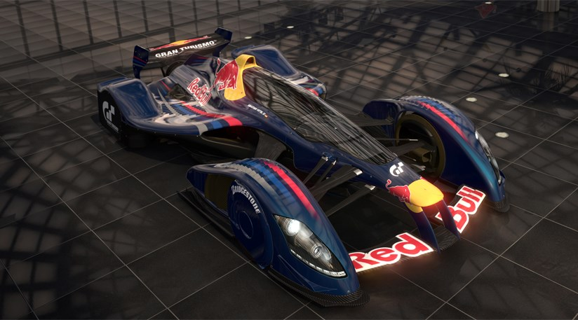 Red Bull Supercar The Full Technical Spec By Car Magazine