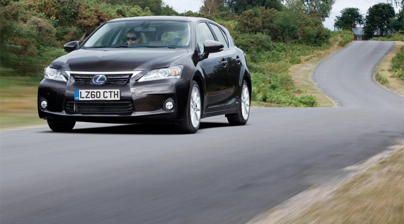 Lexus Ct Hybrid Murray >> Lexus CT200h (2011): UK prices, spec announced by CAR Magazine