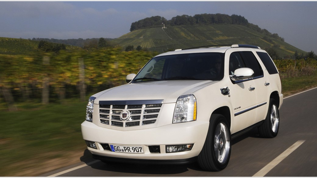 Cadillac Escalade Hybrid 2010 Review