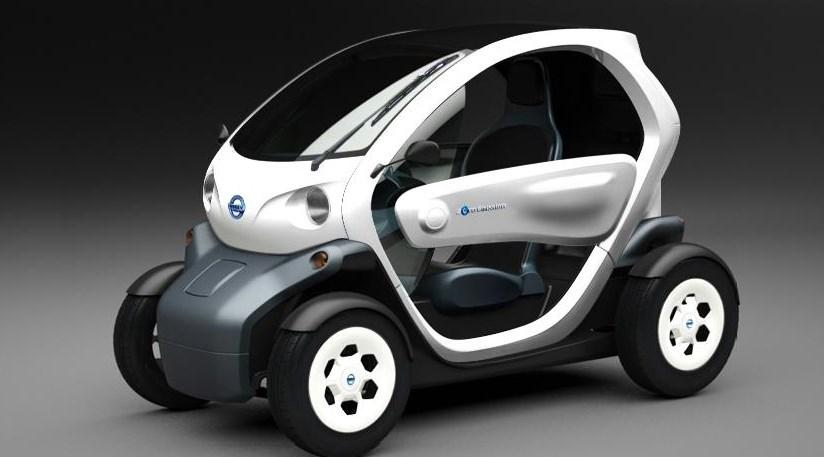 Nissan Mobility Concept 2010 It S Nissan S Twizy Car Magazine