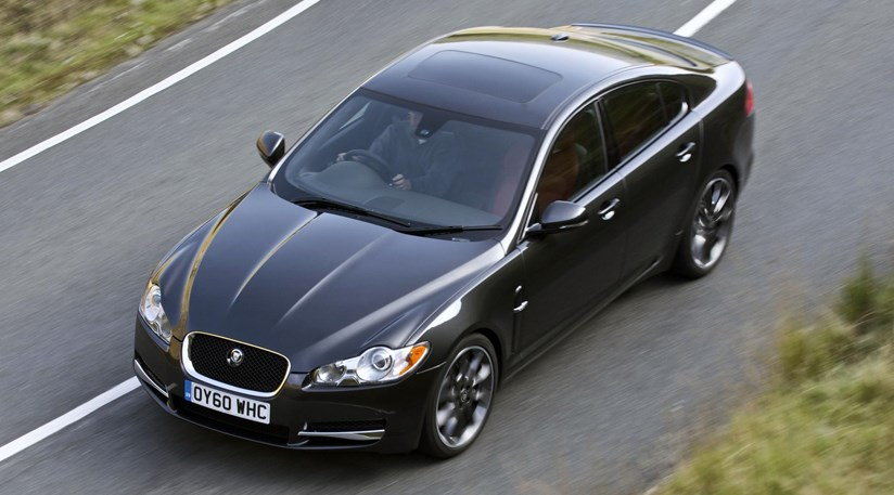 Jaguar Car 2014 xf Black Jaguar xf Black Pack