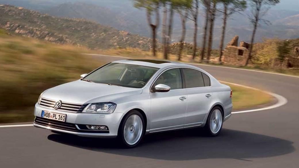 Passat turbo diesel review