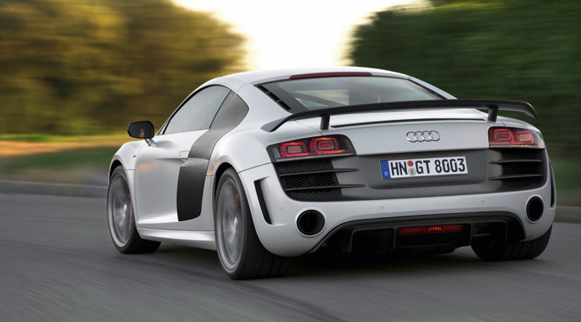 audi r8 gt 2010 review by car magazine. Black Bedroom Furniture Sets. Home Design Ideas