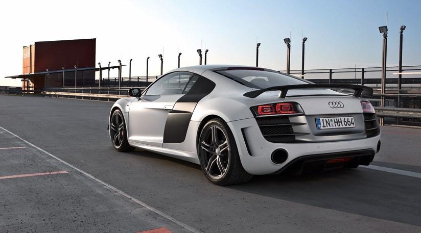Audi R GT Review CAR Magazine - Audi r8 gt