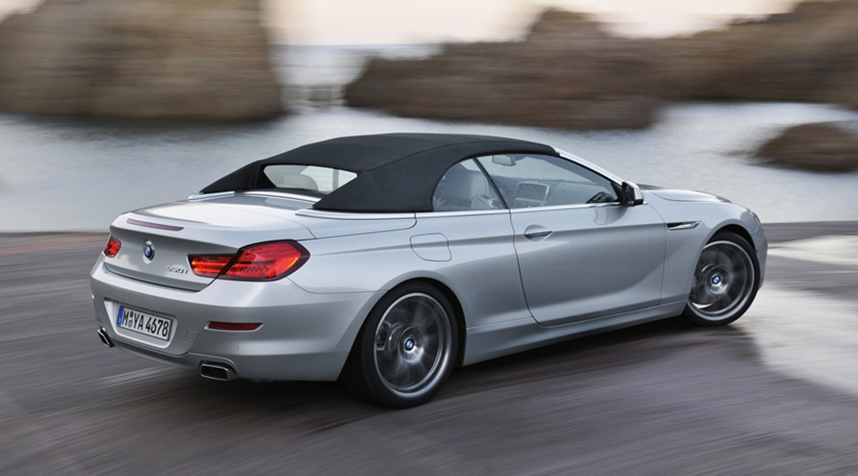 Bmw 6 Series Convertible 2010 First Pictures Car Magazine