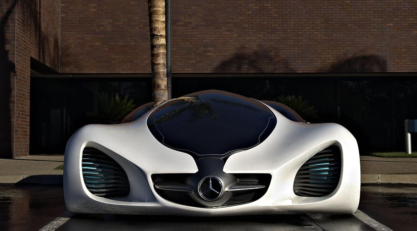 Cars For Sale Los Angeles >> Mercedes Biome (2010) first official pictures | CAR Magazine