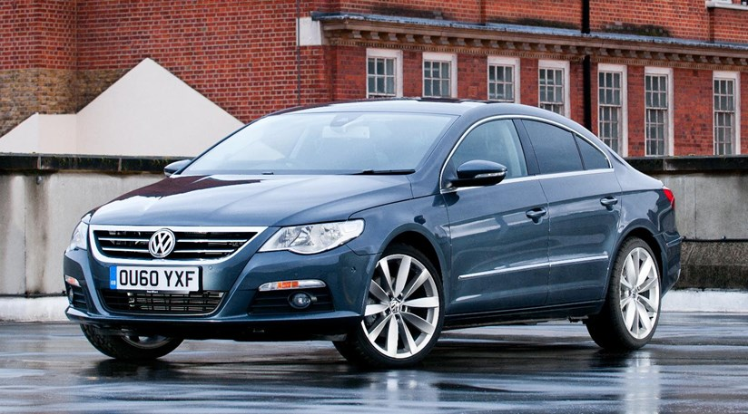 Vw Scirocco And Passat Cc 2011 Low Co2 Tech By Car Magazine
