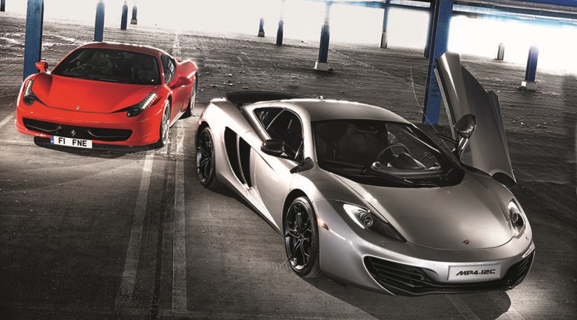 mclaren mp4-12c to cost £168,500 | car magazine