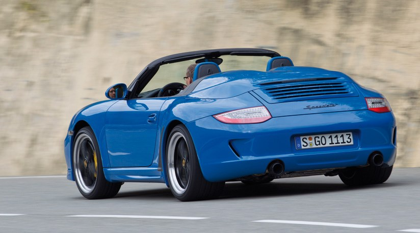 Porsche 911 Speedster 2010 Review Car Magazine