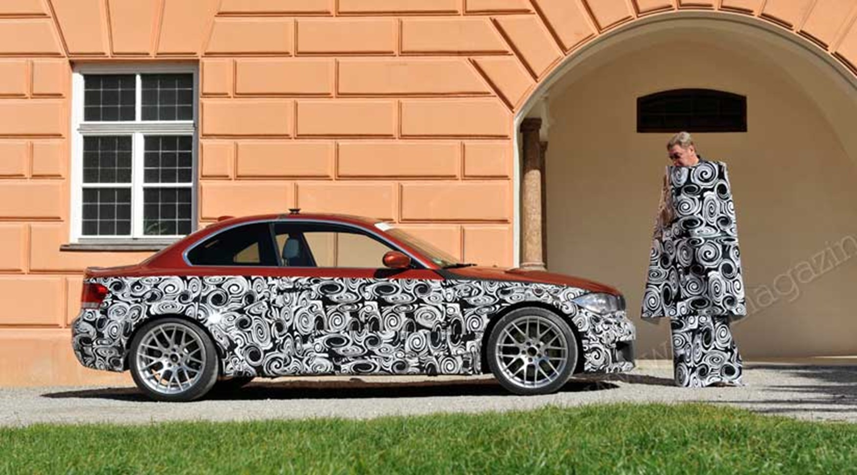 How Car Disguise Works And Kacher Camo By Car Magazine
