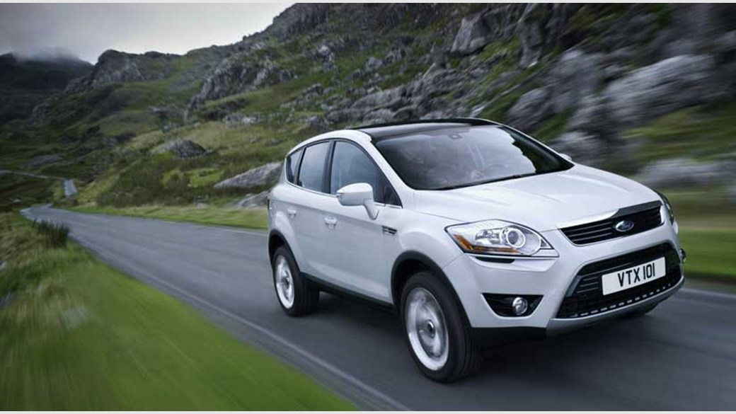 Ford Kuga   Powershift  Review