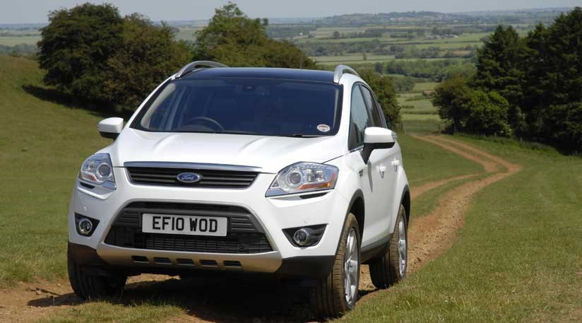 Image Result For Ford Kuga Awd Review