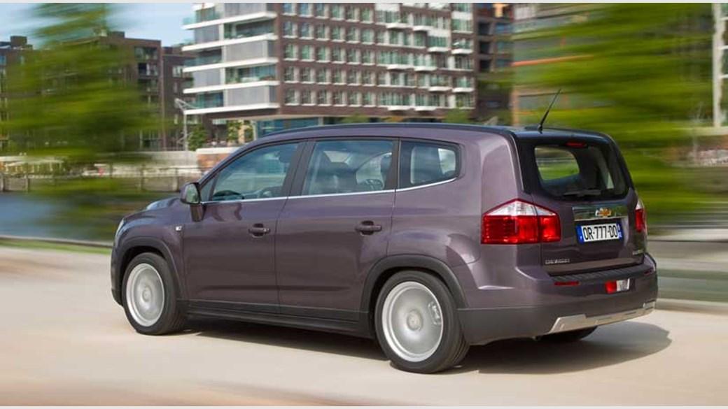 Chevrolet Orlando 20 Vcdi Ltz 2010 Review Car Magazine