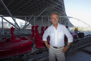 CAR interviews Ferrari chairman Luca di Montezemolo (2010)