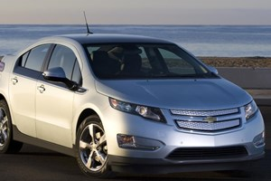 Chevrolet Volt for European sale in November 2011