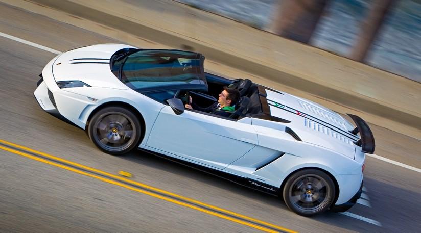 Lamborghini Gallardo Lp570 4 Spyder Performante 2010 Review Car