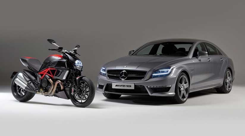 Is Mercedes Preparing To Buy Ducati Car Magazine