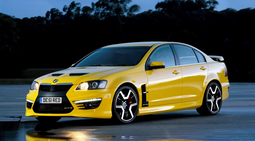 Vauxhall Vxr8 2011 First Official Pictures By Car Magazine