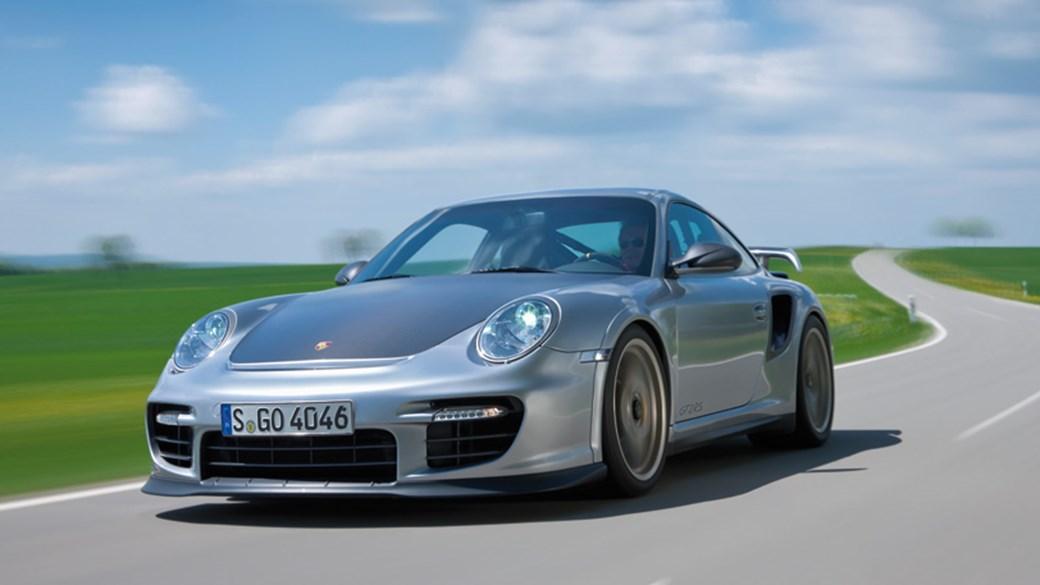 porsche 911 (997) gt2 rs 2010