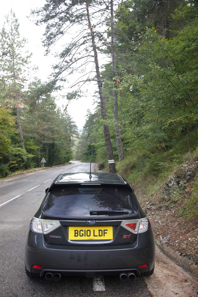 Subaru Impreza Cosworth STI CS400 (2010) review | CAR Magazine