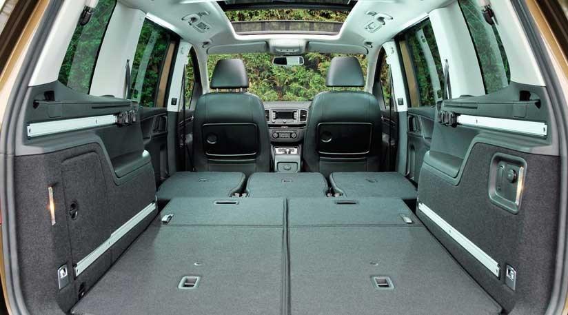Seat Alhambra 2 0 Tdi Ecomotive S 2011 Review Car Magazine