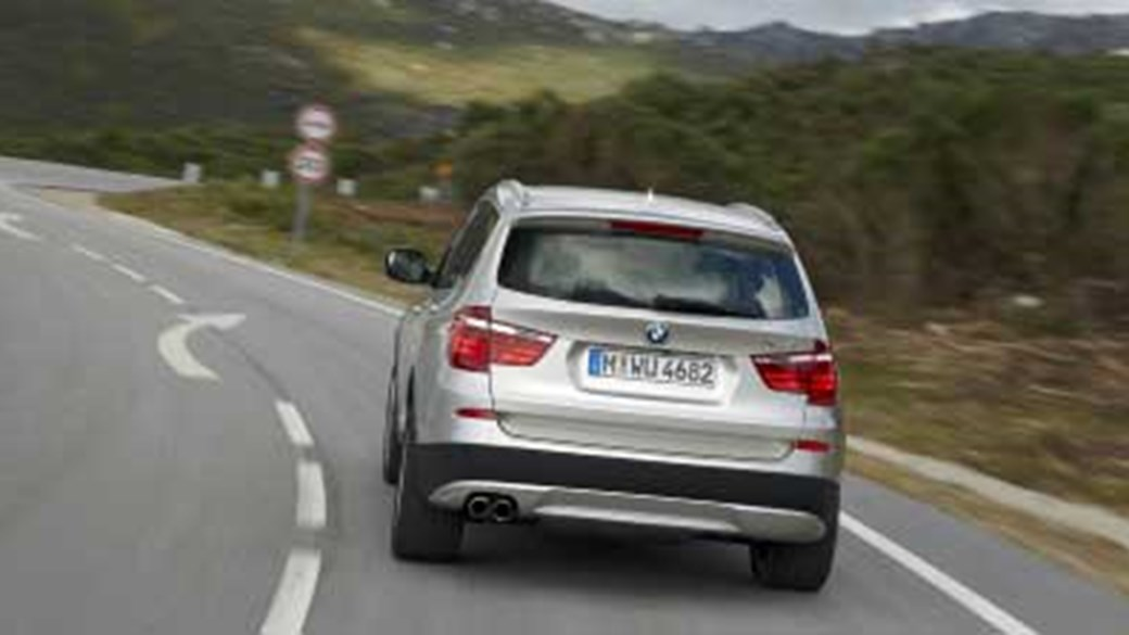 Bmw x3 2011 review