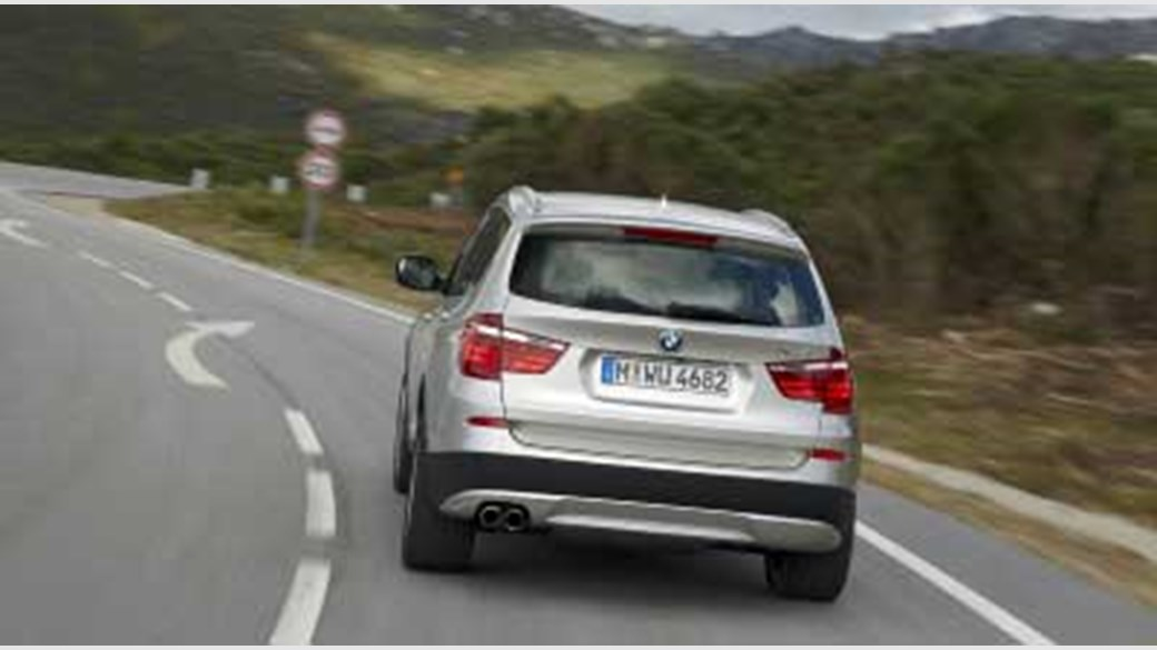 Bmw X3 Xdrive20d Se 2011 Review Car Magazine
