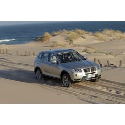 BMW X3 xDrive20d SE (2011) review | CAR Magazine