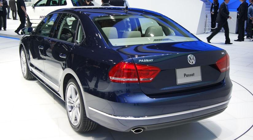 Volkswagen Of America >> Volkswagen Passat 2011 The American One Car Magazine