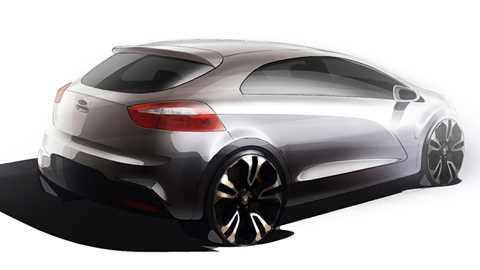 Kia First Official Pictures Car News Car Magazine