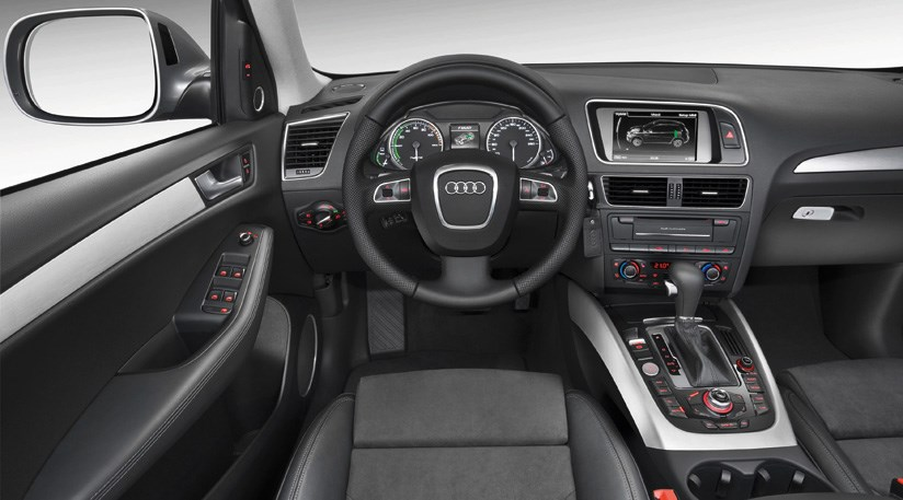 Audi Q5 Hybrid Quattro 2011 Review By Car Magazine