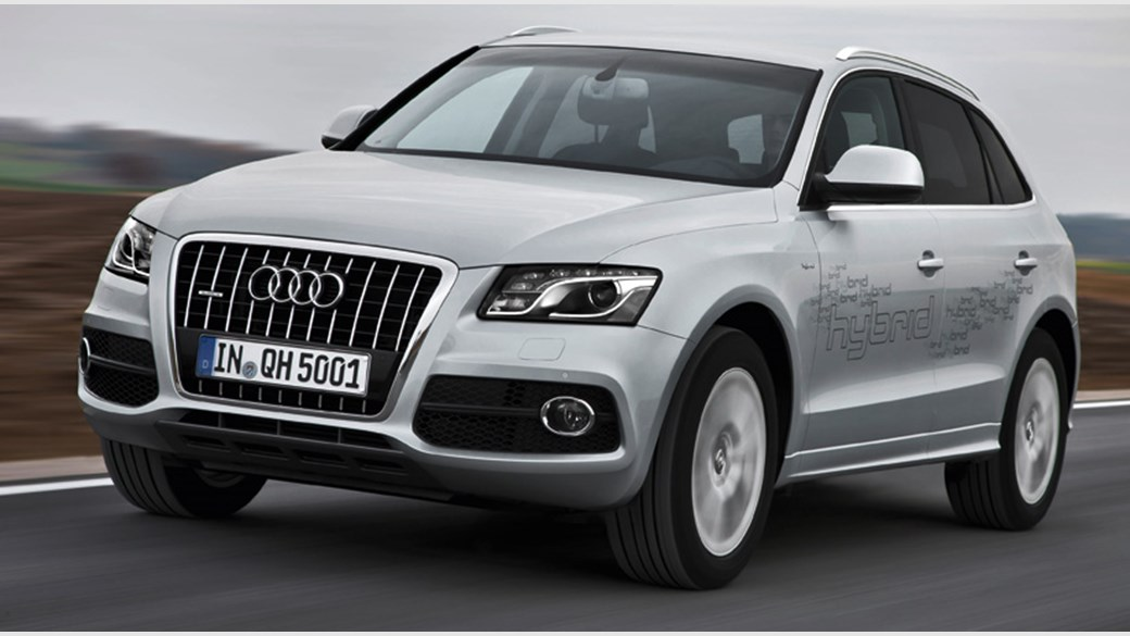 Audi Q Hybrid Quattro Review By CAR Magazine - Audi car q5