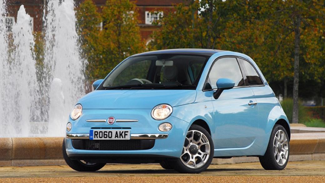 Fiat 500 sport hp