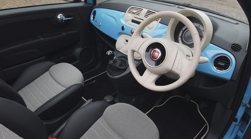 Wonderlijk Fiat 500 Twinair (2011) review | CAR Magazine LZ-86