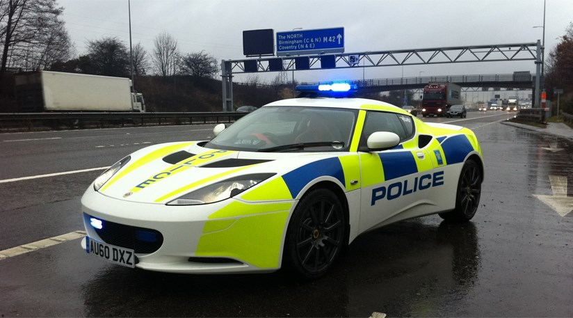 Leaseing Police Cars