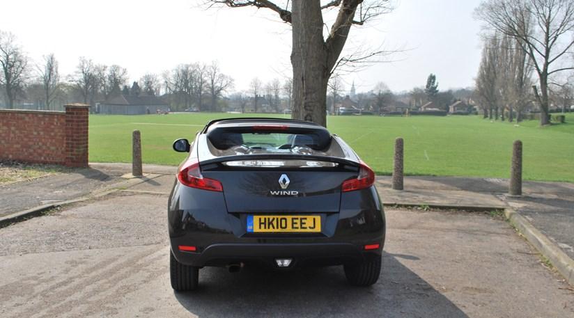 Renault Wind 16 Dynamique 2011 Long Term Test Review Car Magazine