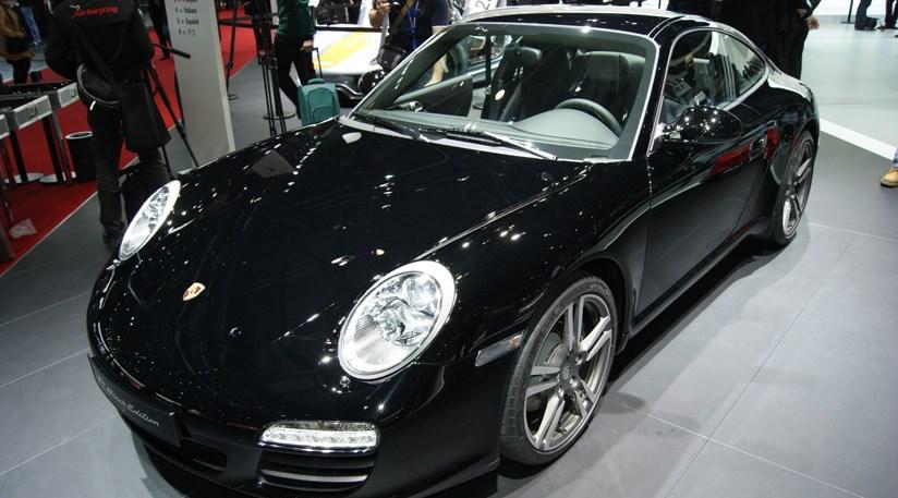 3 - 911 Porsche Black