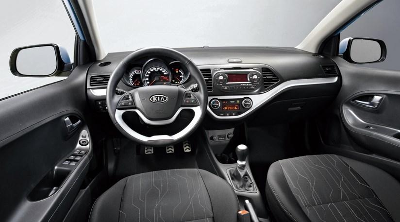 Kia Picanto 2011 Interior. Kia Picanto (2011): more pics