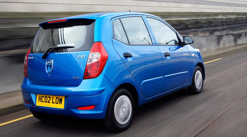 Hyundai I10 Facelift 2011 First Official Pictures Car Magazine
