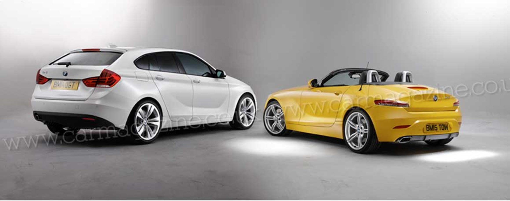 Bmw Z2 2016 And 1 Series Gran Turismo 2014 Car Magazine