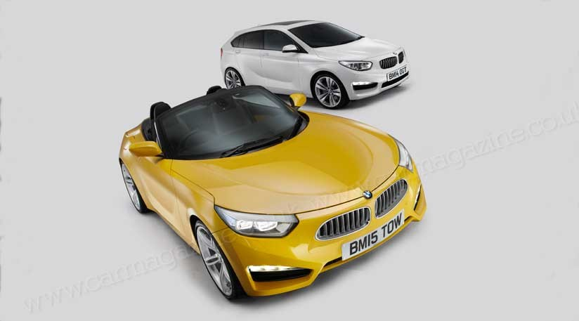 Bmw Z2 2016 And 1 Series Gran Turismo 2014 Car Magazine