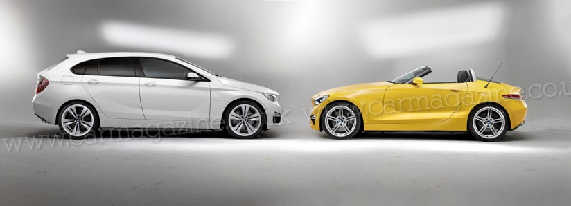 Bmw Z2 2016 And 1 Series Gran Turismo 2014 By Car Magazine