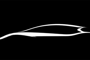 Infiniti small concept car (2011) teaser picture